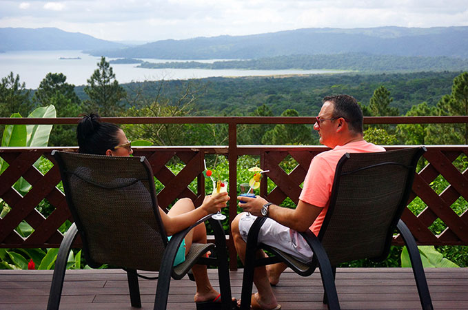 Arenal Observatory Lodge Costa Rica