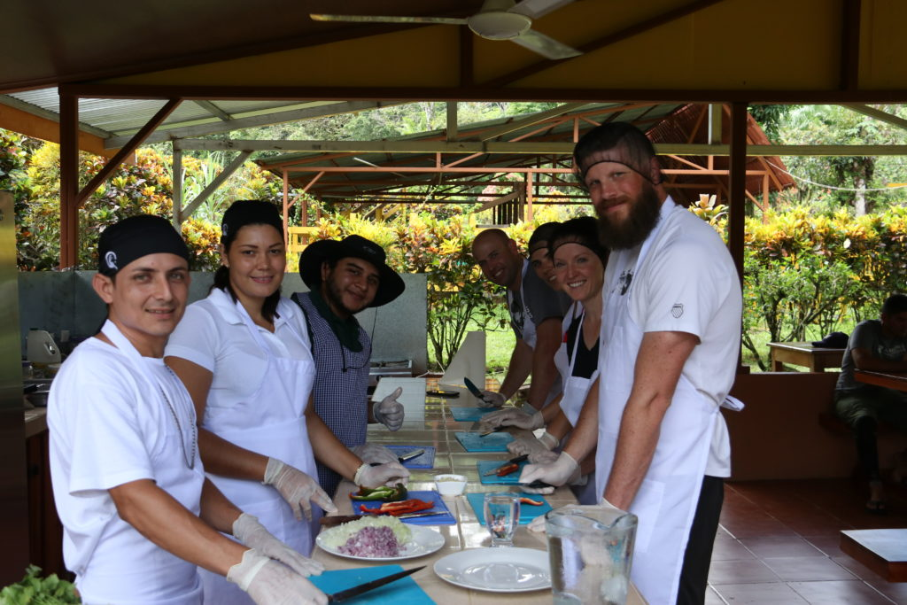 learn to cook in Costa Rica