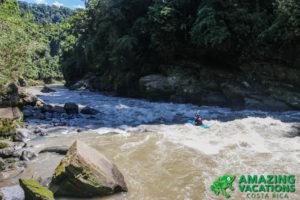 costa rica river rapids