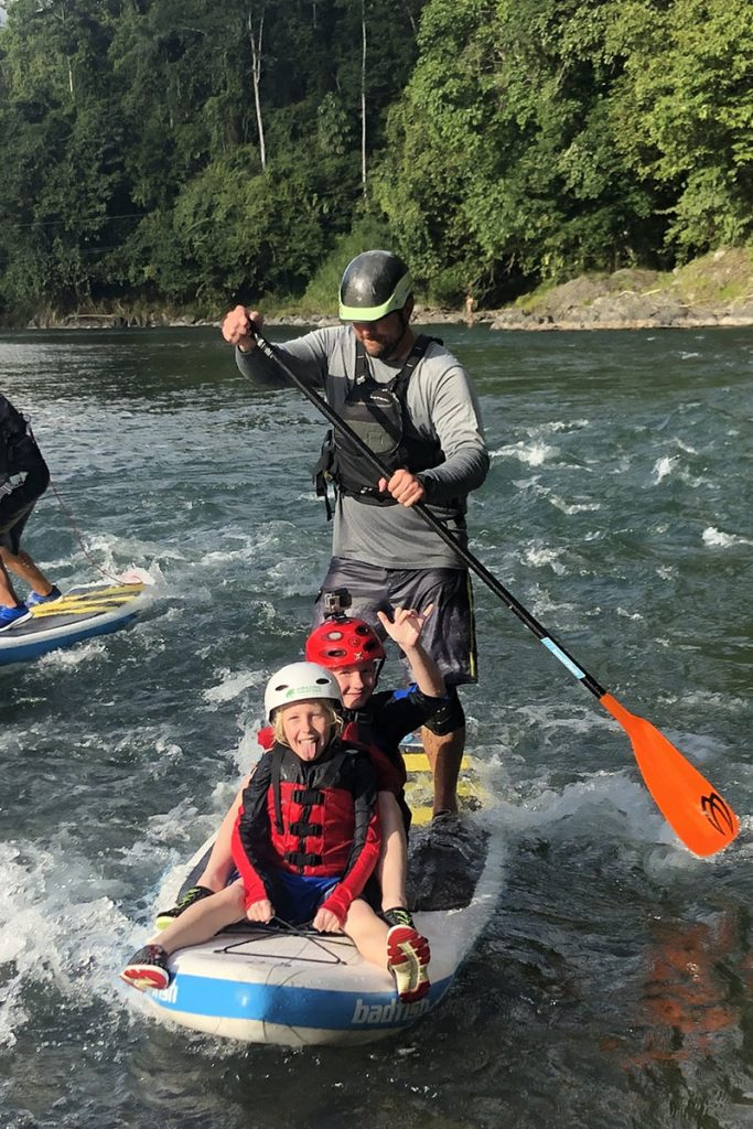 Kids On Sup