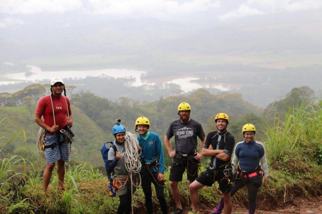 Canyoning Group