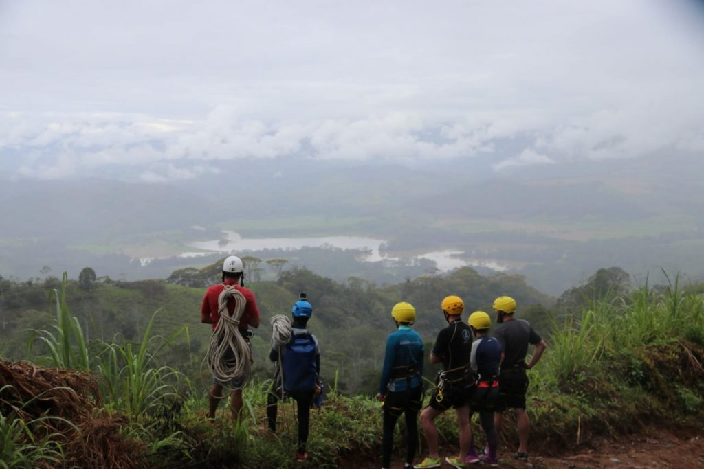 Canyoning Lookout