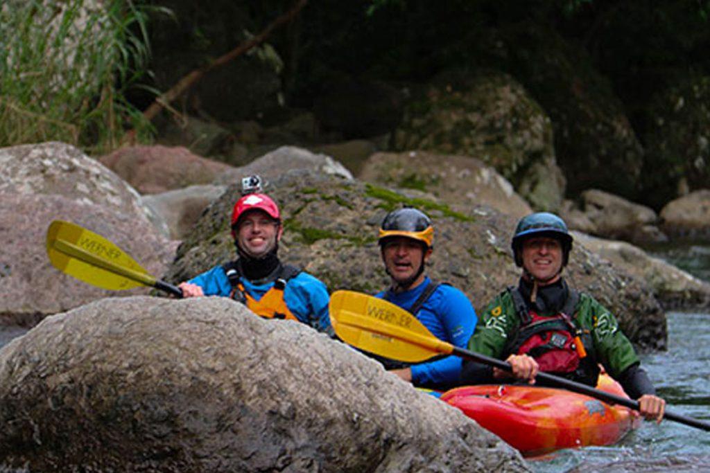 Arnalod Jason Kayaking