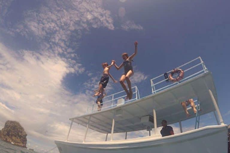 Costa Rica Boat Trip