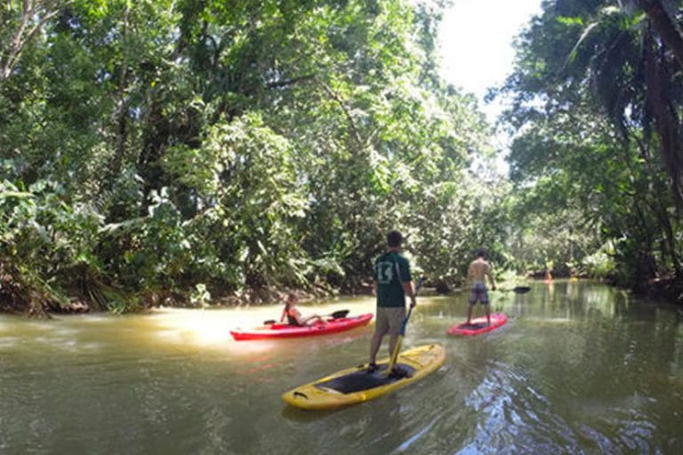 Costa Rica River Paddleboard