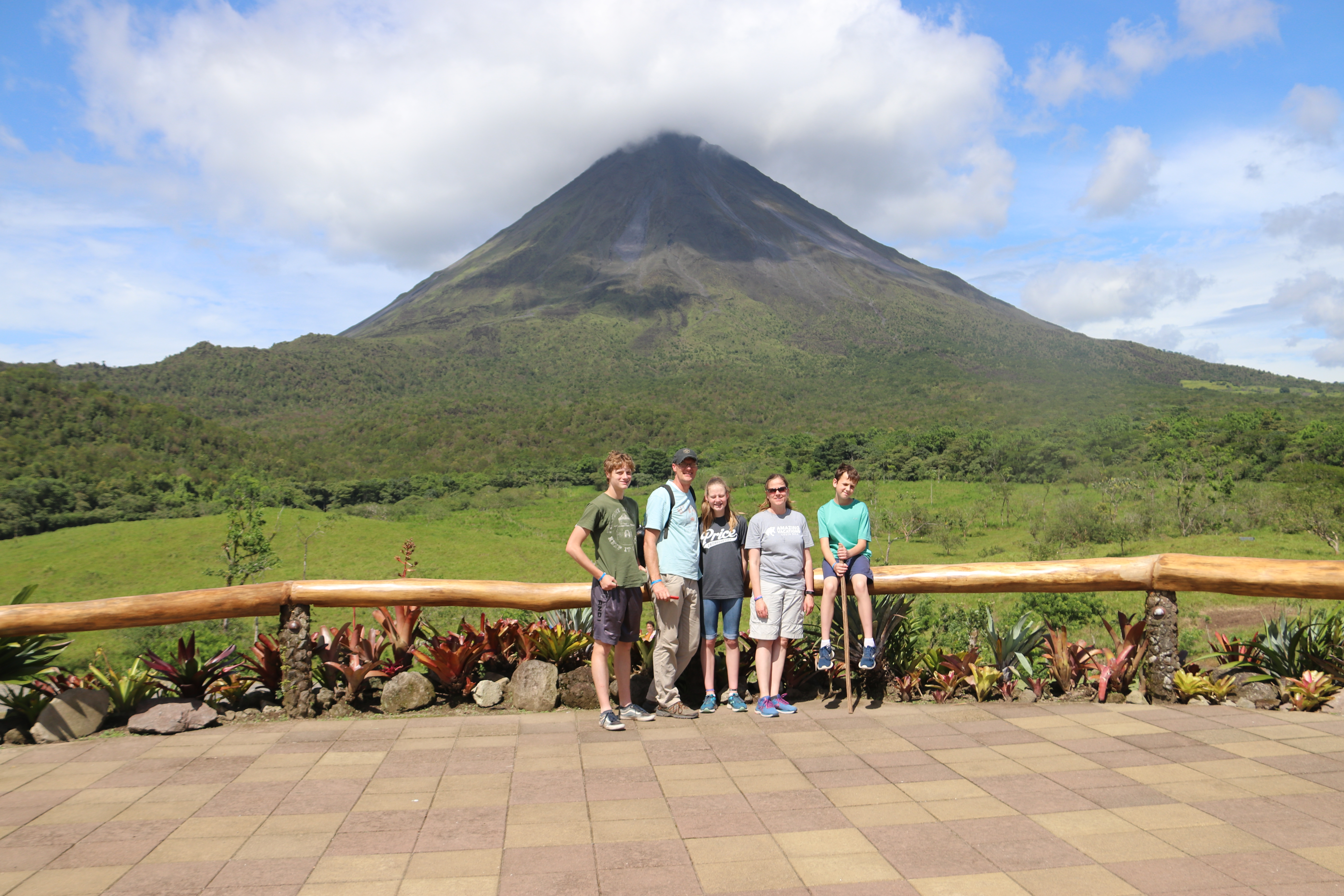 Family Arenal